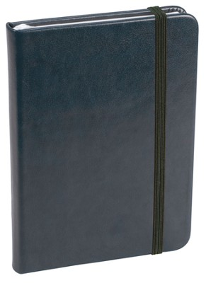 Baxter Notebook, Navy  -