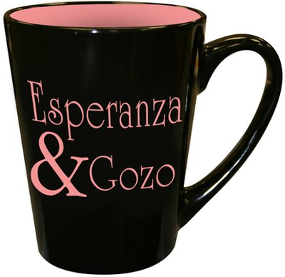 Esperanza & Gozo, Taza  (Hope & Joy, Mug)  -