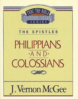 Philippians / Colossians - eBook  -     By: J. Vernon McGee