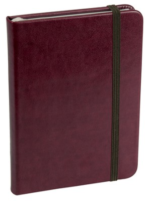 Baxter Notebook, Burgundy  -