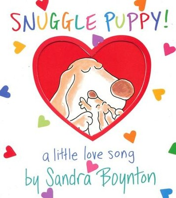 Snuggle Puppy Board Book   -     By: Sandra Boynton