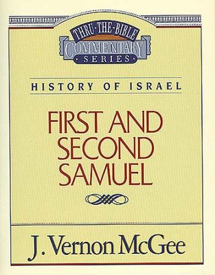 1 & 2 Samuel - eBook  -     By: J. Vernon McGee