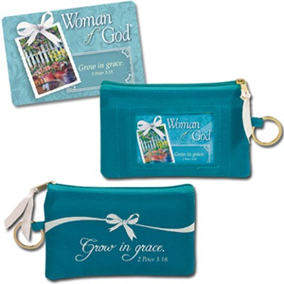 Woman of God Wristlet  -