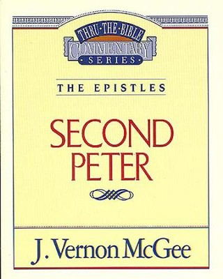 2 Peter - eBook  -     By: J. Vernon McGee