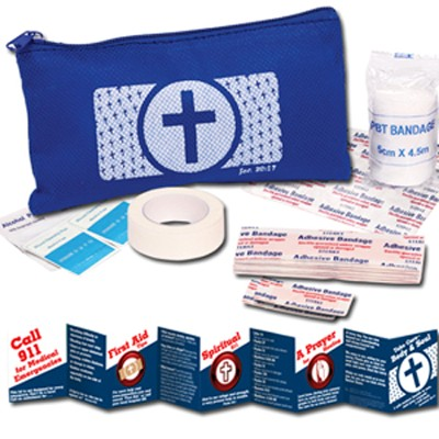 Body and Soul First Aid Kit  -