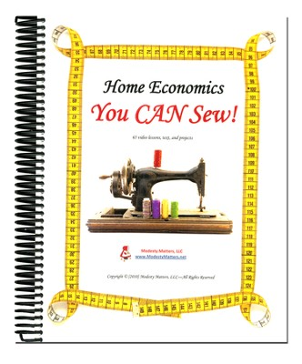 Home Economics: You Can Sew! Kit   -     By: Jennifer L. Whelan, Deanna L. Carmichael