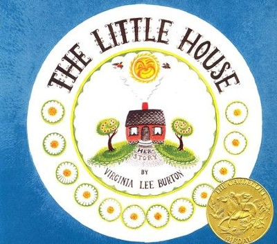 Little House Board Book  -     By: Virginia Lee Burton
