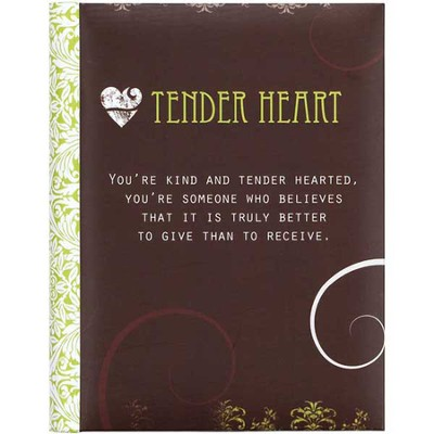 Tender Heart Journal  -