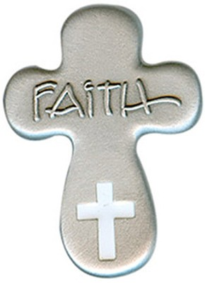 Faith Pocket Token  -