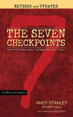 The Seven Checkpoints for Student Leaders: Seven Principles Every Teenager Needs to Know - eBook  -     By: Andy Stanley