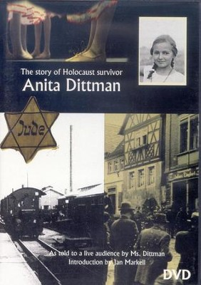 The Story of Anita Dittman DVD  -
