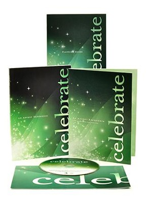 Celebrate: An Advent Experience - Church Planning Kit  -