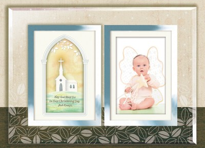 Christening, Framed Sentiment  -