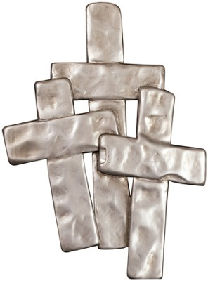 Calvary Wall Cross  -
