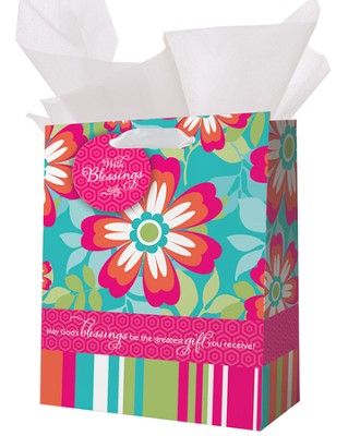 All Things Are Possible Gift Bag, Medium  -