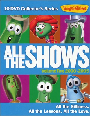 All the Shows-Volume 2 2000-2005 10 DVD Set   -