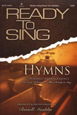 Ready to Sing the Hymns Songbook  -