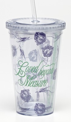 Loved Beyond Measure Tumbler  -