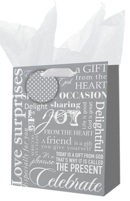 Rejoice Gift Bag, Small  -