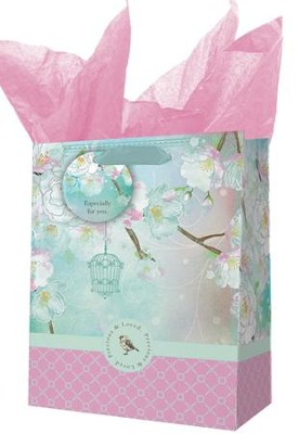 Precious and Loved Gift Bag, Small  -