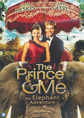 The Prince & Me 4: The Elephant Adventure, DVD   -