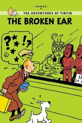 The Broken Ear, Young Readers Edition          -     By: Herge