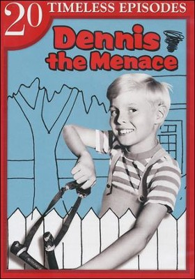 Dennis the Menace - 20 Timeless Episodes, DVD   -