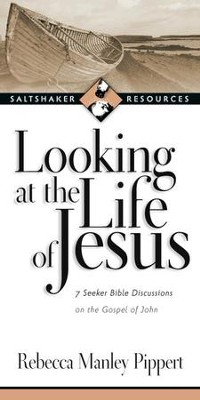 Looking at the Life of Jesus: 7 Seeker Bible Discussions on the Gospel of John - eBook  -     By: Rebecca Manley Pippert