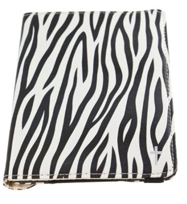 Mini Rotating iPad Cover, Zebra  -
