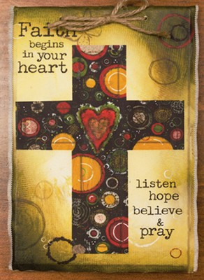 Faith Begins Journal  -