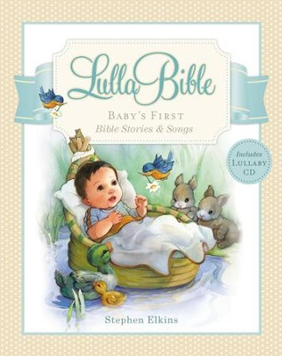 LullaBible - eBook  -     By: Stephen Elkins