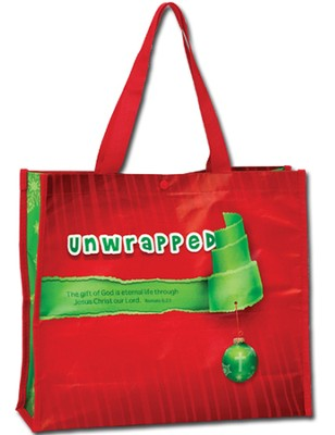 Unwrapped Tote Bag  -