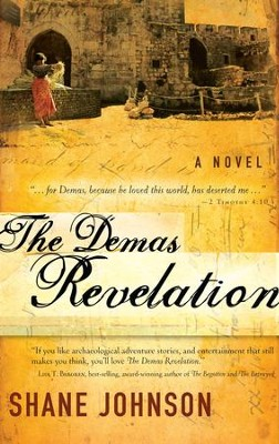 The Demas Revelation - eBook  -     By: Shane Johnson