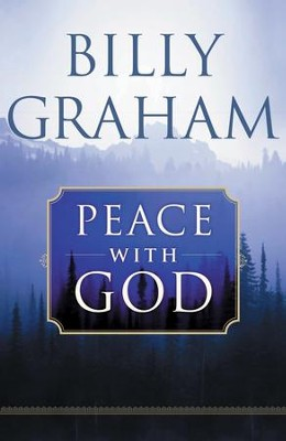 Peace with God: The Secret Happiness - eBook  -     By: Billy Graham