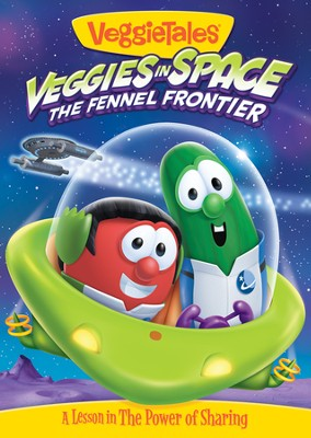 Veggies in Space: The Fennel Frontier, DVD   -