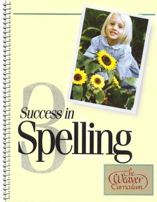 Success In Spelling, Level 3   -     By: Alpha Omega