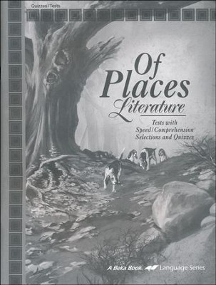 Of Places Literature Quizzes & Tests   -