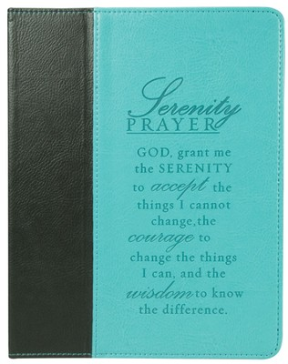 Serenity Prayer iPad Cover  -