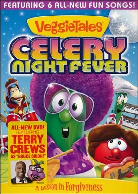 Celery Night Fever DVD   -