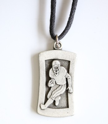 All Things Are Possible, Sports Pendant, Football   -
