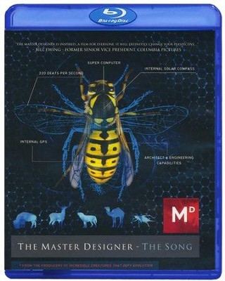 The Master Designer: The Song, Blu-ray   -