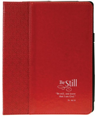 Be Still iPad Cover  -