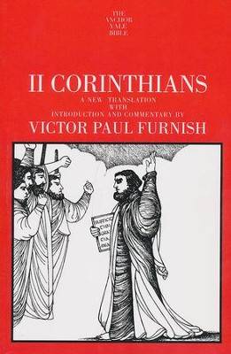 2 Corinthians: Anchor Yale Bible Commentary [AYBC]   -     By: Victor P. Furnish