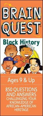 Brain Quest Black History   -