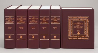 The Anchor Bible Dictionary, 6 Volumes   -     Edited By: David Noel Freedman     By: Edited by David Noel Freedman