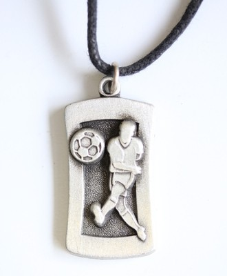 All Things Are Possible, Sports Pendant, Soccer   -