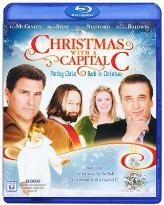Christmas with a Capital C, Blu-ray   -
