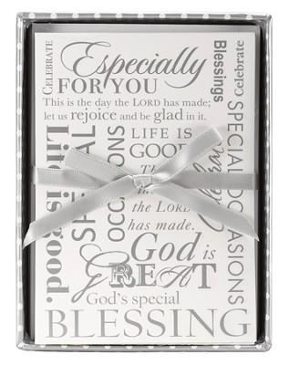 Rejoice Boxed Cards  -