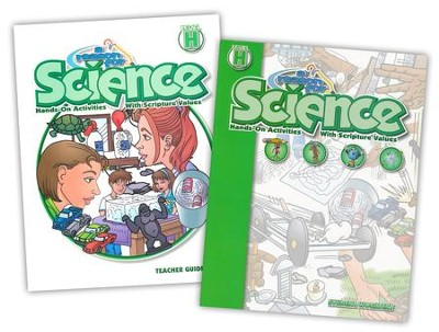 A Reason For Science, Level H: Teacher Guide & Student Worktext Set  -