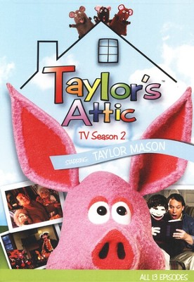 Taylor's Attic TV: Season 2, 2-DVD Set    -     By: Taylor Mason